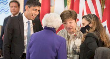 Các nước G7 đạt thỏa thuận lịch sử về cải cách thuế toàn cầu