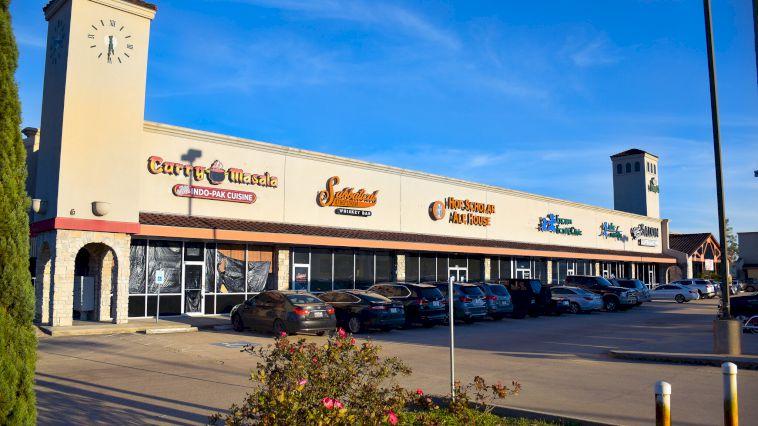Trung tâm thương mại tại thành phố Spring, bang Texas